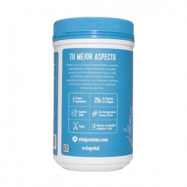 Vital Proteins - Péptidos de colágeno sin sabor - 284g