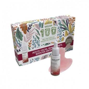 Pack Facial - Aceite Facial Reafirmante + Piedra Gua Sha