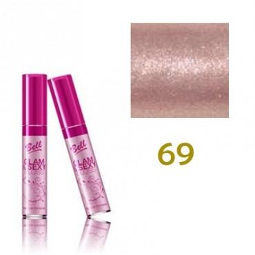 Bell - Brillo de labios Glam&Sexy - 69