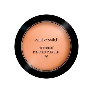 Wet N Wild - Polvos compactos Photo Focus - E826C: Golden Tan