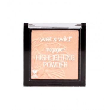 Wet N Wild - Iluminador en polvo MegaGlo - Precious Petals