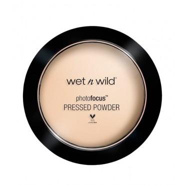 Wet N Wild - Polvos compactos Photo Focus - E821A: Warm Light