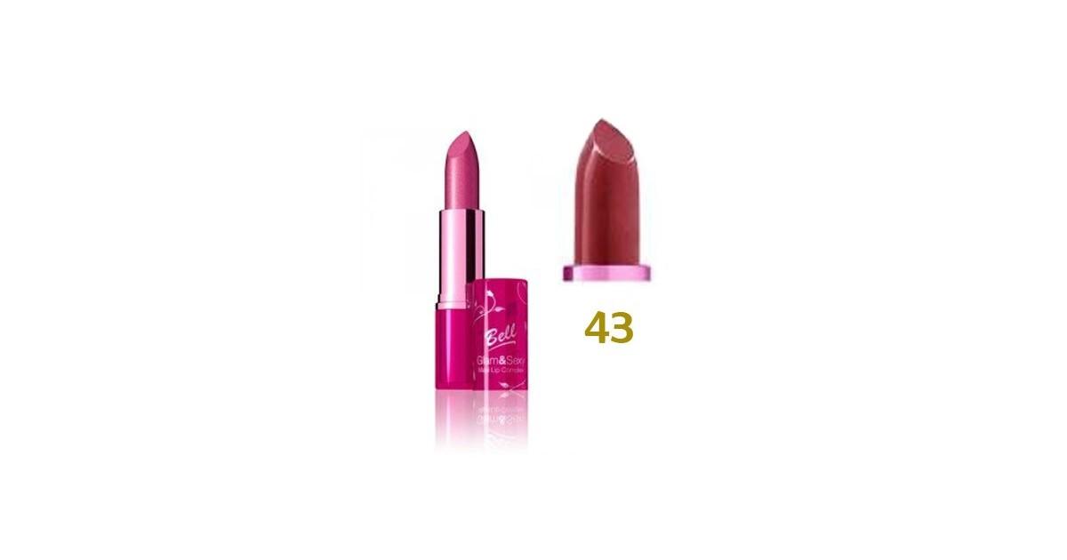 Bell - Barra de labios Glam&Sexy - 43