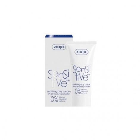Ziaja - Sensitive - Crema calmante de día para pieles sensibles