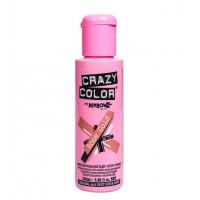 CRAZY COLOR Nº 73 - *The Metallics* Crema colorante para el cabello - Rose Gold 100ml