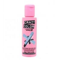 CRAZY COLOR Nº 74 - *The Metallics* Crema colorante para el cabello - Slate 100ml