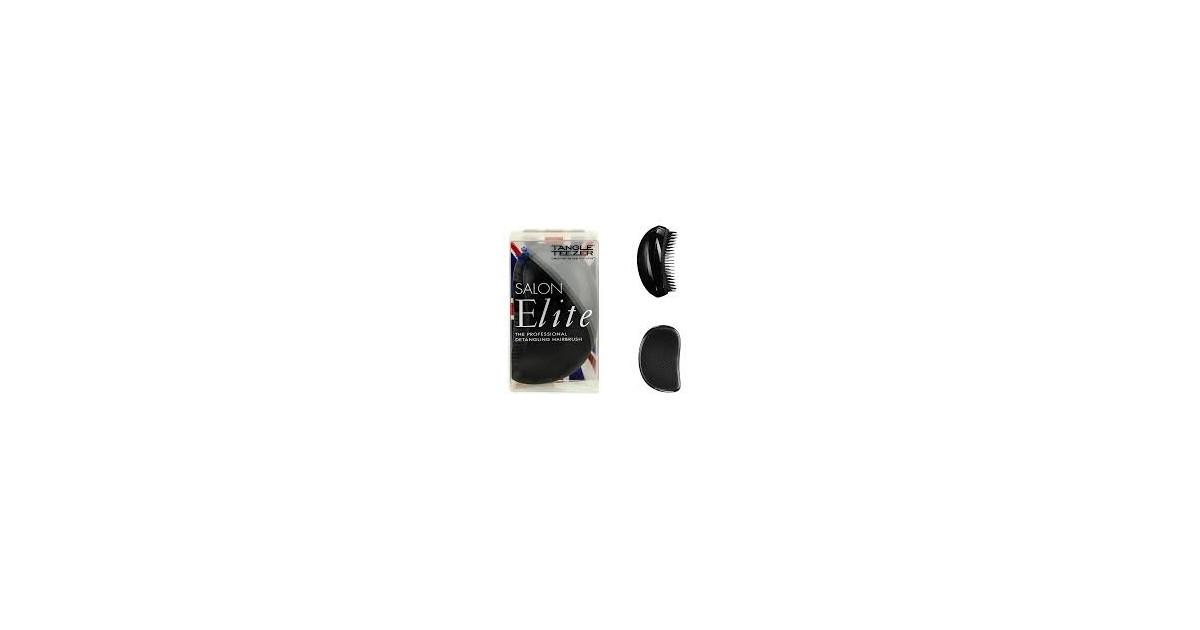 Tangle Teezer Salon Elite - Cepillo especial para desenredar - Panther Black