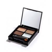 Makeup Revolution - Kit de Cejas Focus & Fix - Medium Dark