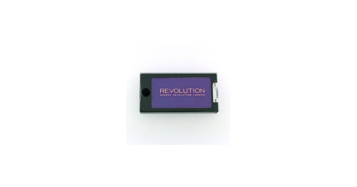 Makeup Revolution - Sombra de ojos - Purple Heaven