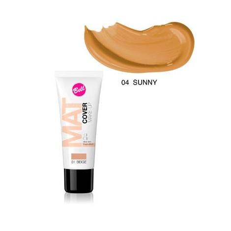 Bell - Base de Maquillaje Super Mat 04 Sunny