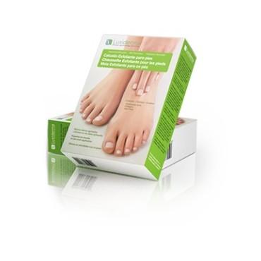 Luxiderma - Calcetín Exfoliante para pies