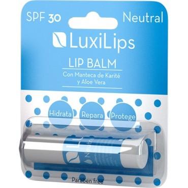 LuxiLips - Bálsamo labial - Neutro