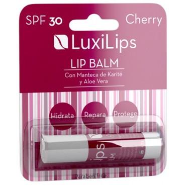 LuxiLips - Bálsamo labial - Cherry