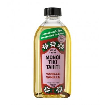 Tiki Tahiti - Aceite corporal Monoi - Vainilla 120ml
