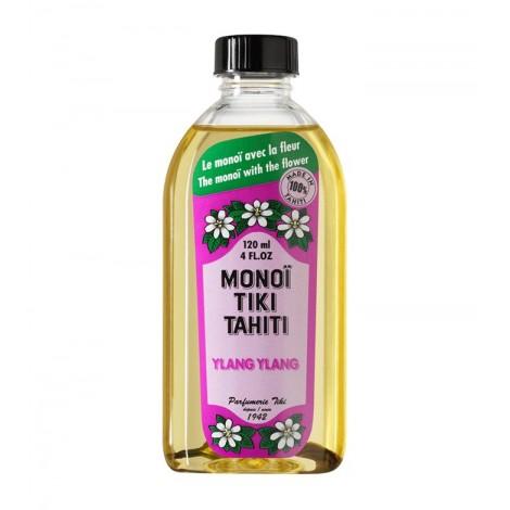 Tiki Tahiti - Aceite corporal Monoi - Ylan Ylang 120ml