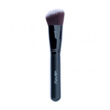 Vanity Tools - Brocha negra de corte biselado