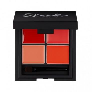 Sleek Makeup - Paleta de 4 labiales Lip 4 - Siren
