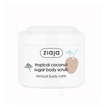 Ziaja - Coco Tropical - Exfoliante corporal