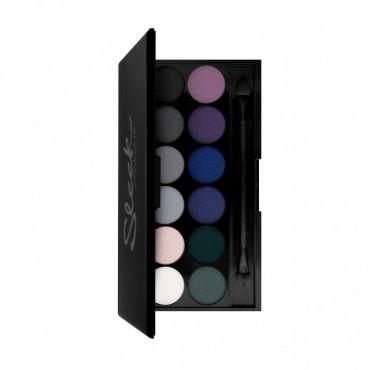 Sleek MakeUP - Paleta de sombras i-Divine - Bad Girl
