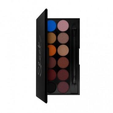 Sleek MakeUP - Paleta de sombras i-Divine - Sunset