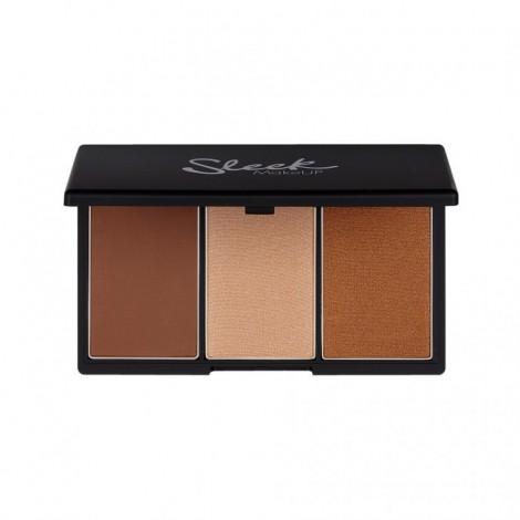 Sleek MakeUP - Paleta multifunción para rostro Face Form - 03: Medium