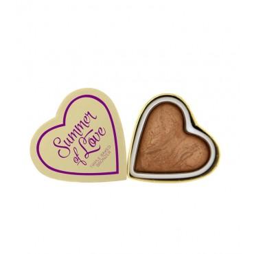 I Heart Makeup - Bronceador Hearts - Love hot summer