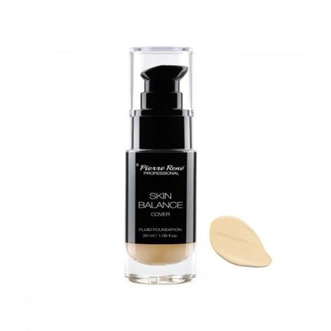 Pierre René - Base de maquillaje Skin Balance - 21