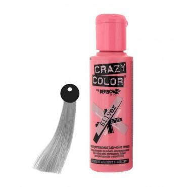 Crazy Color - Nº 27 - Crema colorante para el cabello -...
