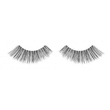 Ardell - Pestañas postizas Fashion Glamour 111-Black.