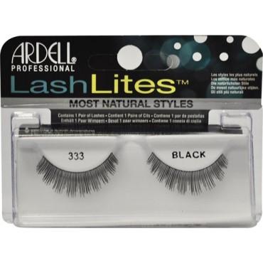 Ardell - Pestañas postizas LashLites 333 Black