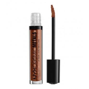 Nyx Professional Makeup -Labial Líquido Cosmic Metals - CMLC14: Galactic Love