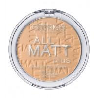 Catrice - Polvo matificante All Matt Plus - Shine Control - 025 Sand Beige