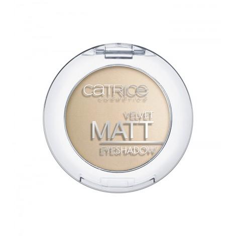 Catrice - Velvet Matt sombra de ojos - 010