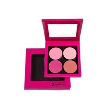 Zpalette - Paleta customizable vacía tamaño pequeño - Color Hot Pink