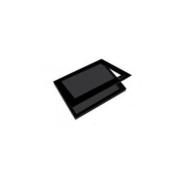 Zpalette - Paleta customizable vacía PRO tamaño extra grande - Color Black