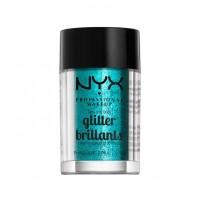 Nyx Professional Makeup - Face & Body Glitter - GLI03: Teal