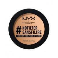 Nyx Professional Makeup - Polvos Compactos NoFilter - Golden