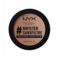 Nyx Professional Makeup - Polvos Compactos NoFilter - Sand