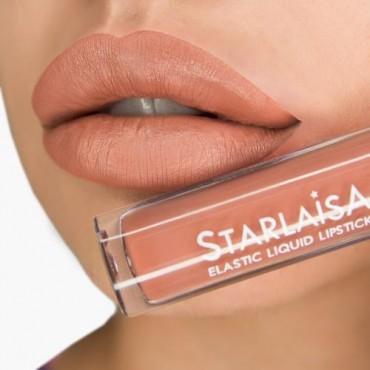 Starlaisa - Labial Líquido Elastic Sweet Brown