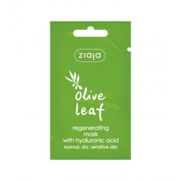 Ziaja - Mascarilla Regeneradora con Hoja de Olivo