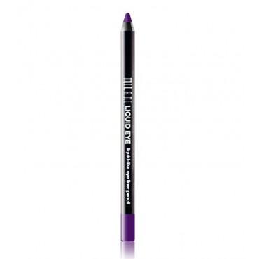 Milani - Lapiz delineador ojos Liquid Eye Sharpenable 07 Perfect Purple