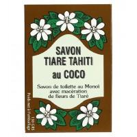 Tiki Tahití - Jabón Tiare Tahití Coco Tradicional