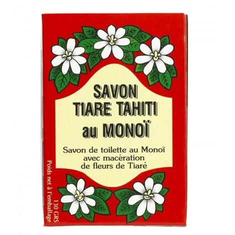 Tiki Tahití - Jabón Tiare Tahití Monoi Tradicional