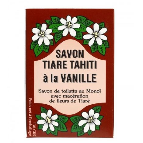 Tiki Tahití - Jabón Tiare Tahití Vainilla Tradicional