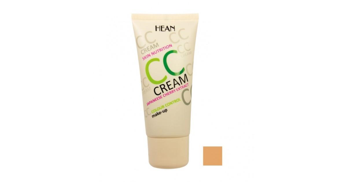 Hean - CC Cream Skin Nutrition - 202 Fresh Beige