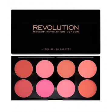 Makeup Revolution - Paleta de Colorete Ultra - All About Cream