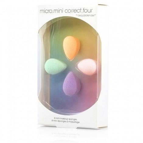 BeautyBlender - 4 Esponjas Correctoras micro.mini