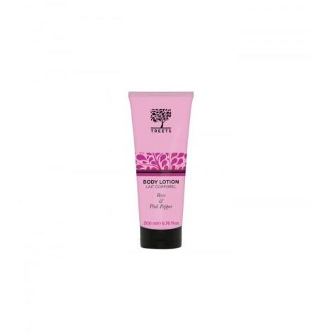 Treets - Rose & Pink Pepper - Loción corporal