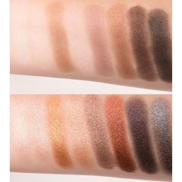 Makeup Revolution - Paleta de sombras de ojos - ICONIC PRO 1