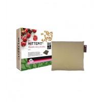 Treets - Hittepit Eco Cojín cuadrado térmico de semillas de cereza